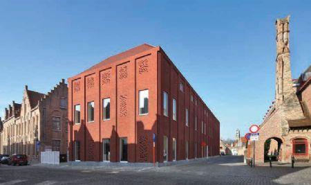 Uitbreiding Stedelijke Academie voor Schone Kunsten Brugge_1