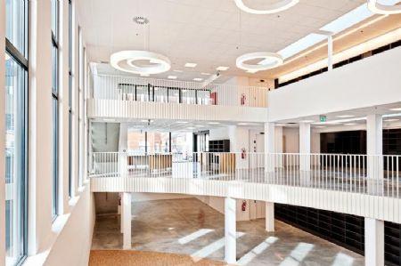 Moderne bibliotheek in de Pinte_4
