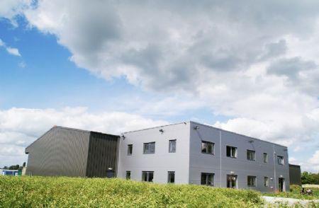 Sorteercentrum en kantoren RCYCL_1