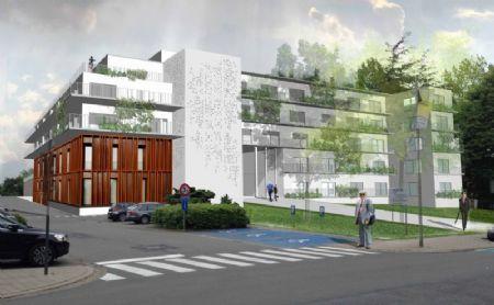 Verbouwing Ziekenhuis de Pelikaan tot 60 assistentiewoningen_1
