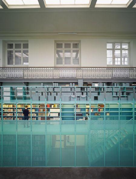Transformatie bibliotheek Architectuur UGent_6