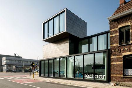 Immeuble de bureaux Hectaar_1