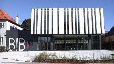 Moderne bibliotheek in de Pinte_6