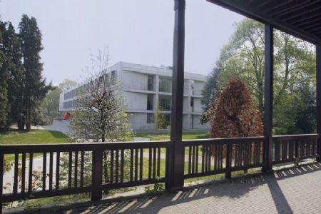 Gebouw I (UA) op Campus Middelheim: bescheiden kunst_3