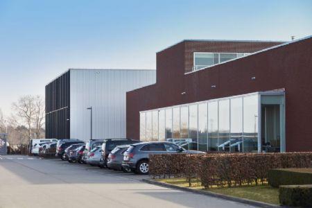 Extension du hall de production de l'imprimerie Verstraete_4