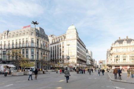 Voetgangerszone Brussel_11