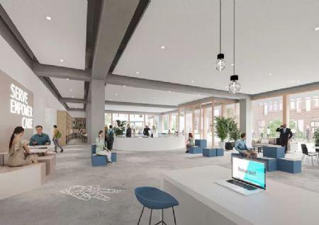 Howest Campus Brugge Station_5