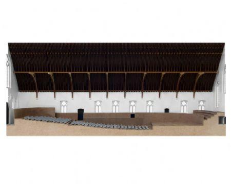 Vernieuwing concertzaal Muziekcentrum De BIjloke_7