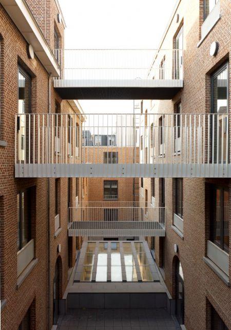 Nouveau campus Haute Ecole Thomas More _2