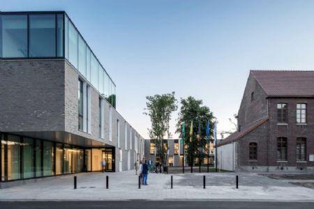 Nieuw administratief centrum voor Olsene_3