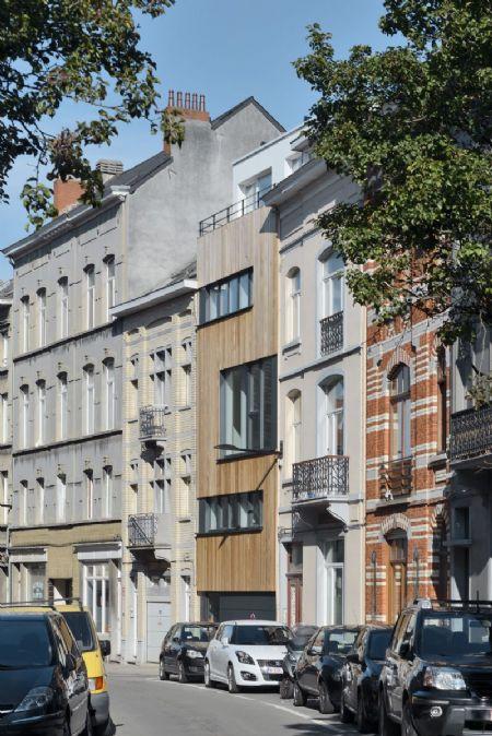 Immeuble de logements passifs à Ixelles, lauréat BATEX_3