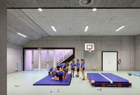 Nieuwe basisschool De Zonnebloem in Lummen_7