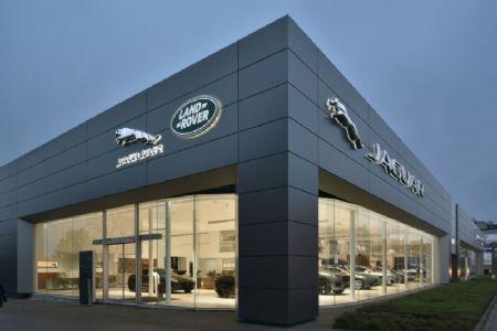 Rénovation de la concession Jaguar Land Rover_10