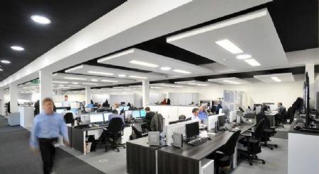 Passief kantoorgebouw Sibelga_1