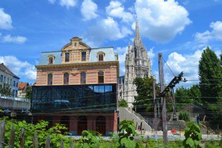 Renovatie en restauratie station Laken_1