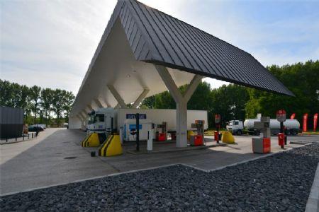 Nieuwe Texaco-servicestations ter hoogte van de E40 in Drongen_5