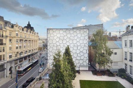 Nouveau siège du Parlement Francophone Bruxellois_9