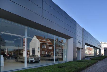 Rénovation de la concession Jaguar Land Rover_4