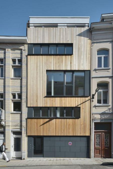 Immeuble de logements passifs à Ixelles, lauréat BATEX_2