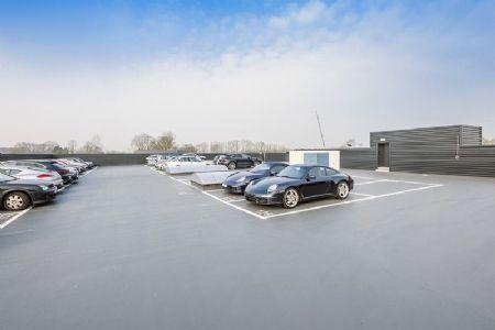 Parkeerdak Porsche Paal_3