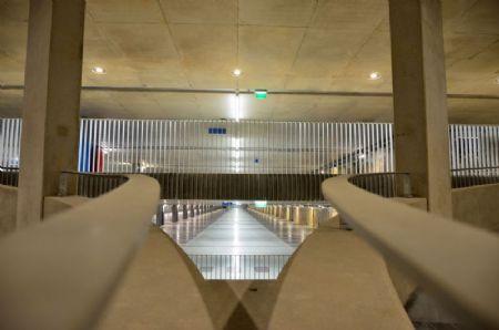 Ondergrondse parking station Mechelen_11