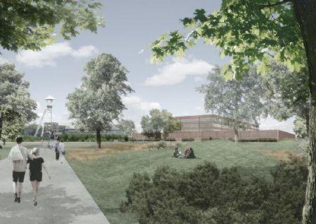 T2-campus in Thor Park Genk_5