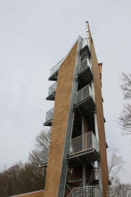 Uitkijktoren op de Wijvenheide in Zonhoven_4