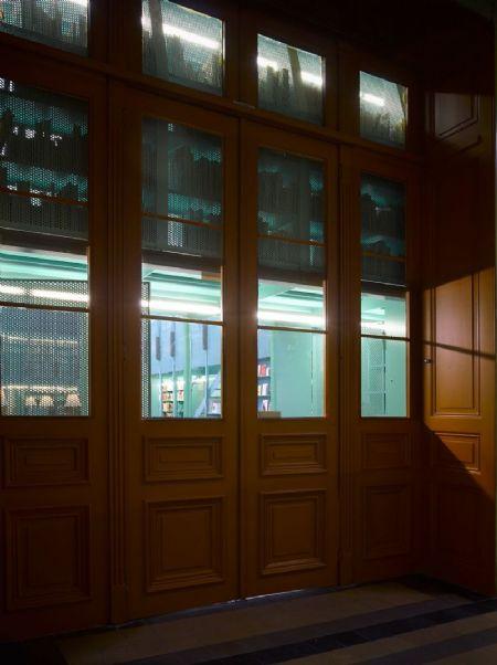 Transformatie bibliotheek Architectuur UGent_2