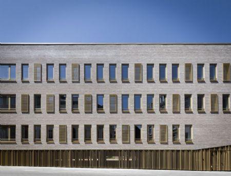 Immeuble de bureaux pour la SWDE_2