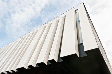 Moderne bibliotheek in de Pinte_2