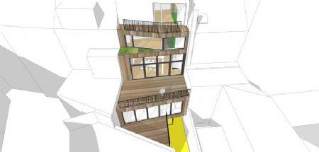 Immeuble de logements passifs à Ixelles, lauréat BATEX_16