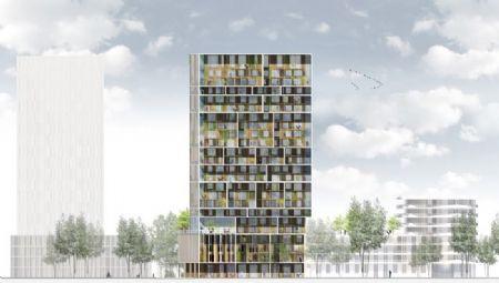Residentiële Toren Antwerpen_6