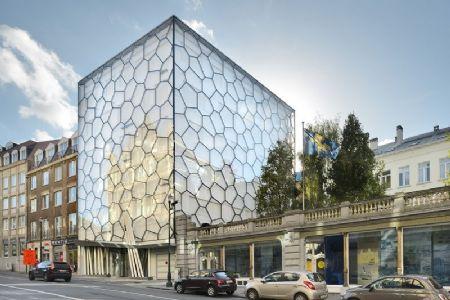 Nouveau siège du Parlement Francophone Bruxellois_8