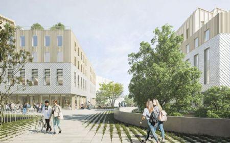Howest Campus Brugge Station_1
