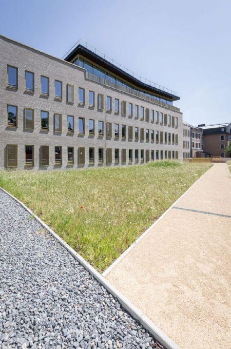 Immeuble de bureaux pour la SWDE_4