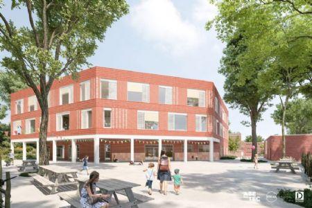 Uitbreiding GO-campus KA Tervuren_1