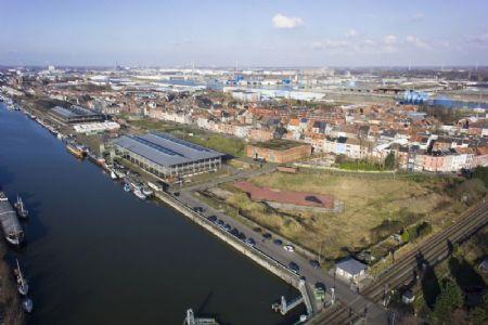 Nieuwe voorhaven Gent _2