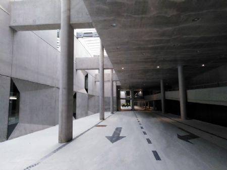 Ondergrondse parking station Mechelen_1
