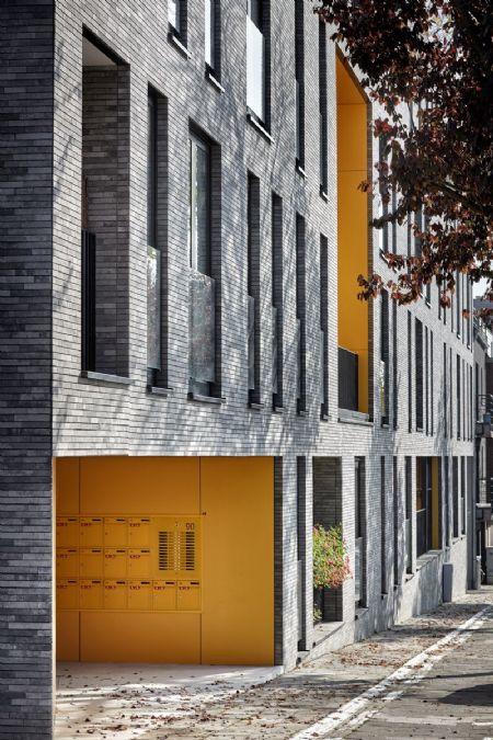 Sociaal woonproject Donkerstraat_2
