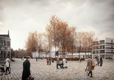 Nieuwbouwappartementen Rode Kruisplein_2