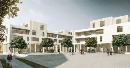 Woonproject De Monade geeft Ham nieuw centrum_2