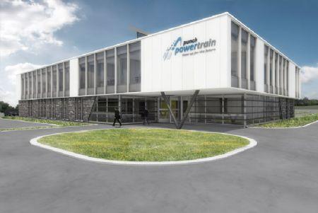 Nieuw hoofdkantoor en bijkomende werkplaats Punch Powertrain_1