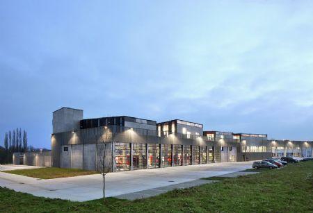 Centre de jeunesse et caserne des pompiers_1