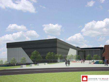 Nieuw sportcomplex British School Brussels_1