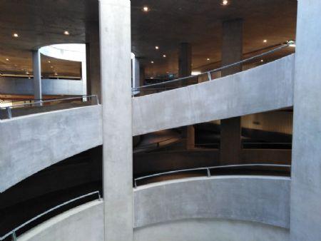 Ondergrondse parking station Mechelen_9