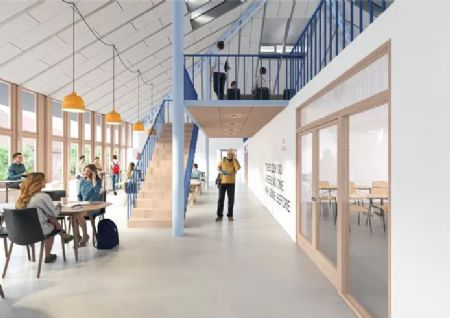 Howest Campus Brugge Station_6