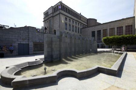 Renovatie grote fontein Kunstberg_4