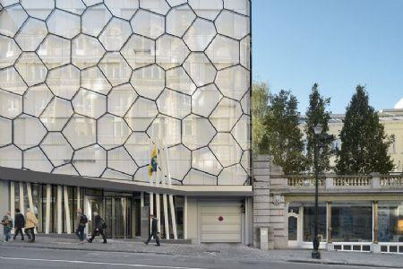 Nouveau siège du Parlement Francophone Bruxellois_1