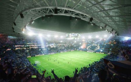 Nieuw voetbalstadion Club Brugge_2