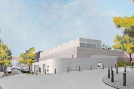 Renovatie sportcomplex Vroegegroenten _1